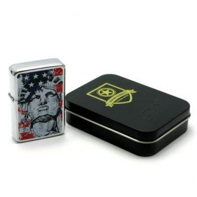 Зажигалка Zippo SOLID BRASS
