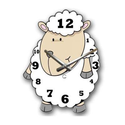 Часы настенные детские ДОЛЛИ