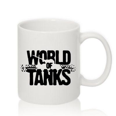Чашка для Мужчин WORLD of TANKS