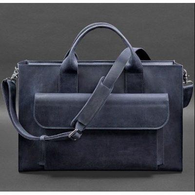Мужской кожаный портфель BEXHILL LEVEL