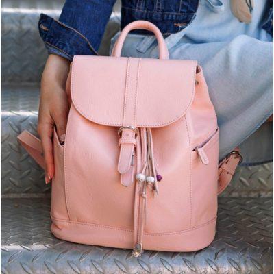 Кожаный рюкзак OLSEN барби