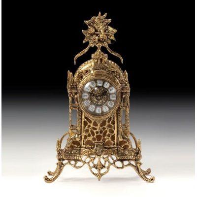 Набор VIRTUS DELIZIOSO Часы настольные и канделябры