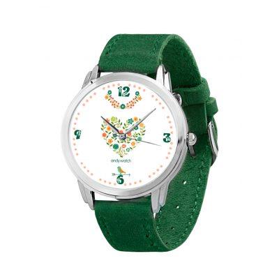 Наручные часы EXCLUSIVO Цветочное Поле