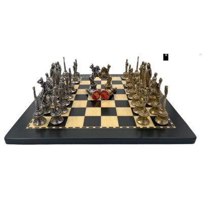 Шахматные фигуры БИТВА при ВАТЕРЛОО (medium size)