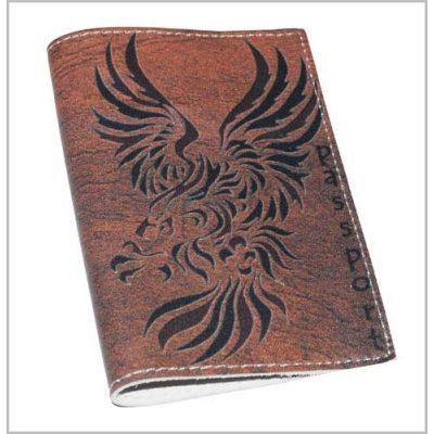 Обложка для паспорта ДРАКОН