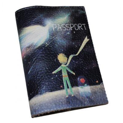 Обложка для паспорта 'Маленький принц'