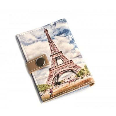 Обложка для ID паспорта ПАРИЖ