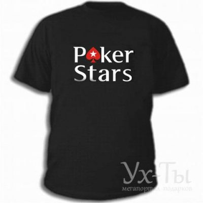 Футболка 'Poker Stars'