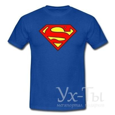 Футболка 'Супермен'