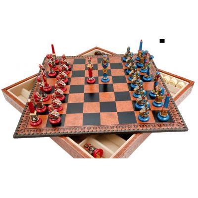 Шахматное поле Бокс LA LOTTA green