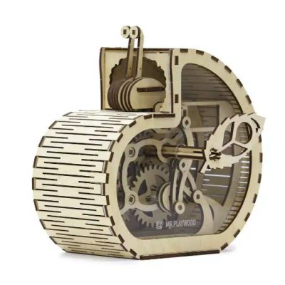 Механический 3D Пазл ROADSTER