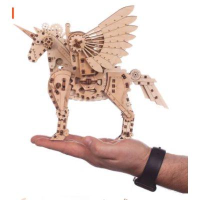 Механический 3D Пазл ПЕГАС S