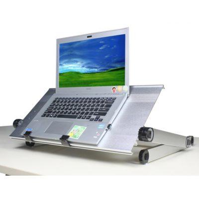 Столик для ноутбука S3 silver