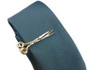 Зажим для галстука НОЖНИЦЫ