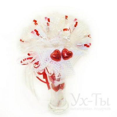 Букет из конфет КУПИДОН