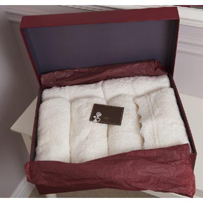 Комплект полотенец для Женщин ADELINE lux