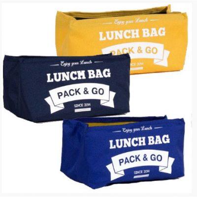 Термосумка Lunch Bag PACK&Go разм.S