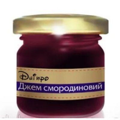 Джем СМОРОДИНОВЫЙ