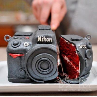 Торт 'Фотоаппарат'