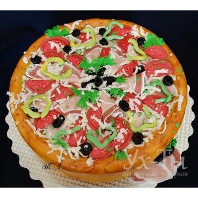 Торт 'Пицца'