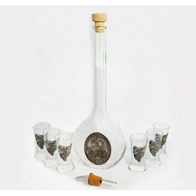 Комплект подарочный для напитков АККУМУЛЯТОР