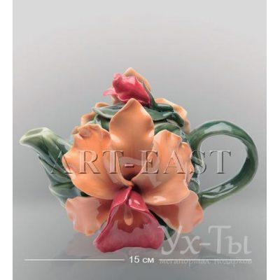 Заварочный чайник 'Орхидея'