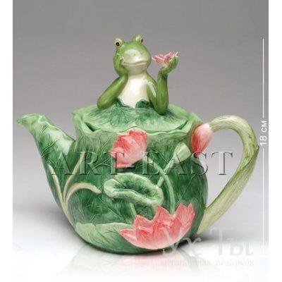 Заварочный чайник 'Лягушка'