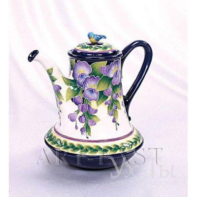Заварочный чайник 'Глициния'