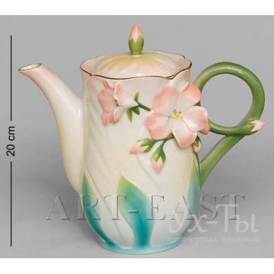 Заварочный чайник 'Герань'