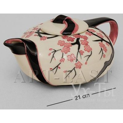 Заварочный чайник 'Сакура'