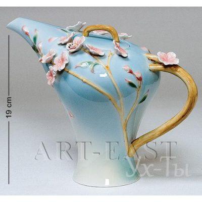 Заварочный чайник ЦВЕТ САКУРЫ