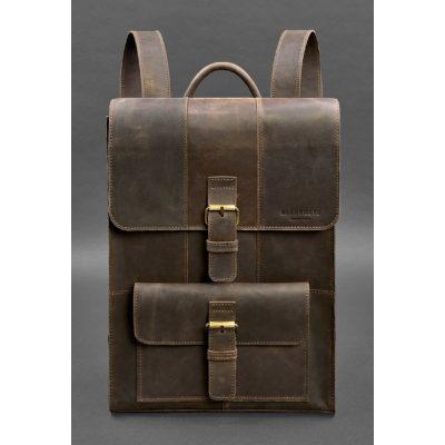Рюкзак кожаный TIDING BAG Eldorado