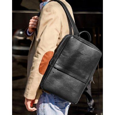 Рюкзак кожаный TIDING BAG America