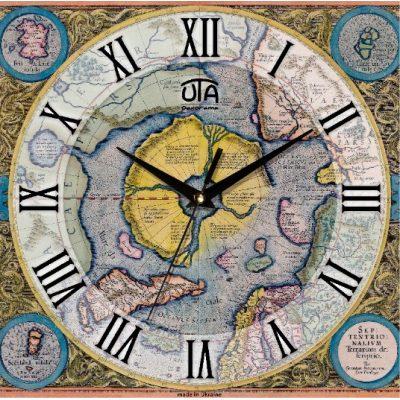 Картина-часы КАРТА 2