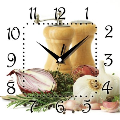 Картина-часы СПЕЦИИ