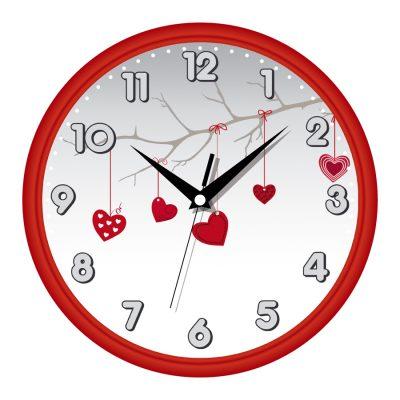 Акриловые часы НА ДЕРЕВЕ