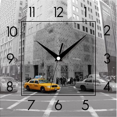 Часы-картина ПЕРЕКРЕСТОК