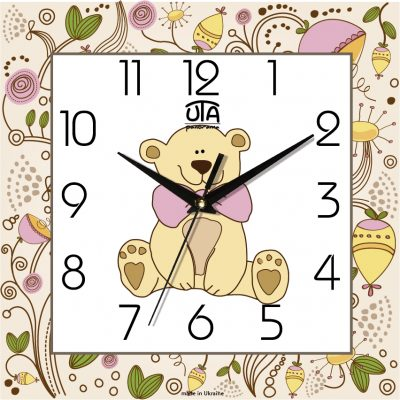 Картина-часы ВИННИ ПУХ