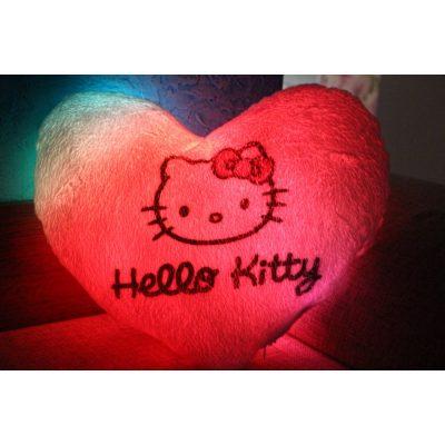 Подушка которая светится HELLO KITTY