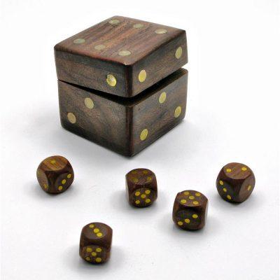 Набор ИГРАЛЬНЫЕ КОСТИ куб
