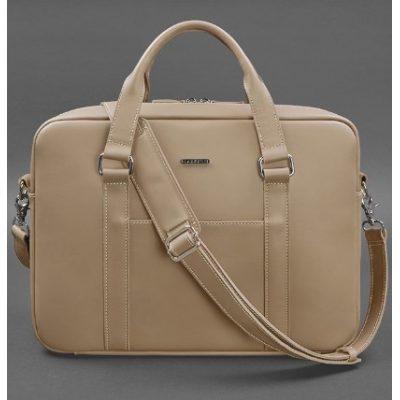 Мужская кожаная сумка TIDING BAG WORK