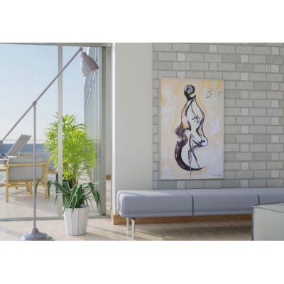 Бокал для пива (натуральная кожа) ЗА ТЕХ КТО В МОРЕ