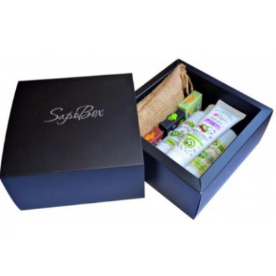Подарочный набор косметический SAPOBOX Для Него