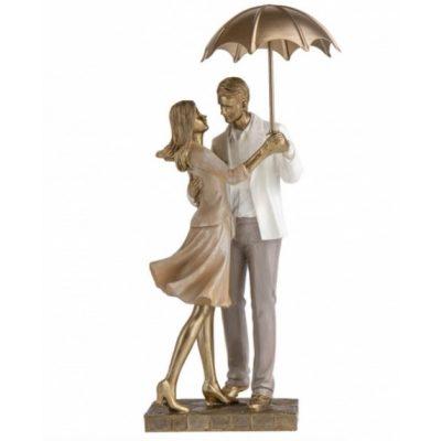 Свадебная статуэтка РОМАНТИЧЕСКАЯ ИСТОРИЯ