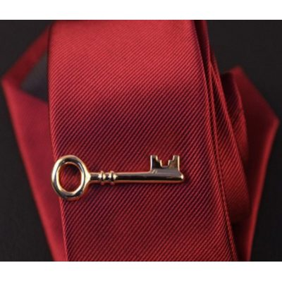 Зажим для галстука КЛЮЧ