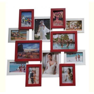 Мультирамка 'Шоколад. Путешествие' на 12 фото
