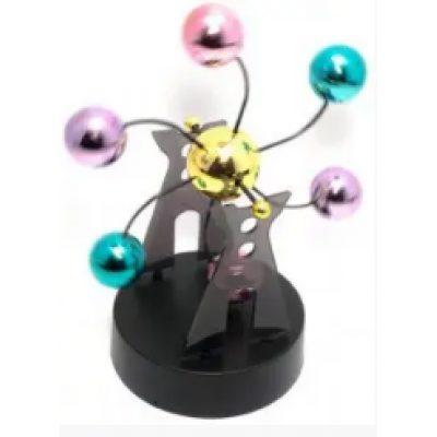 Сувенирный маятник инерционный ШАРЫ