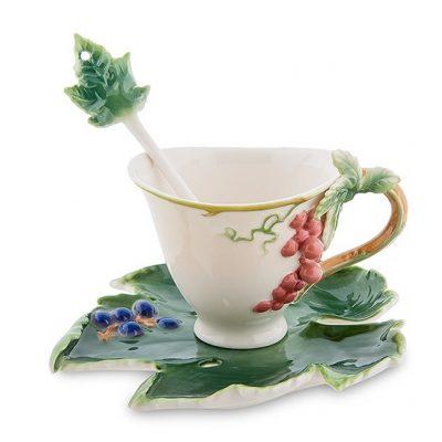Чайная пара 'Лилии'