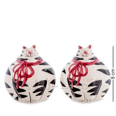 Чайный набор 'Маки' на 2 персоны