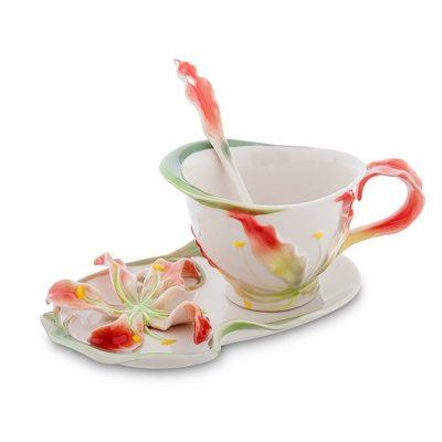 Чайная пара 'Дикая роза'